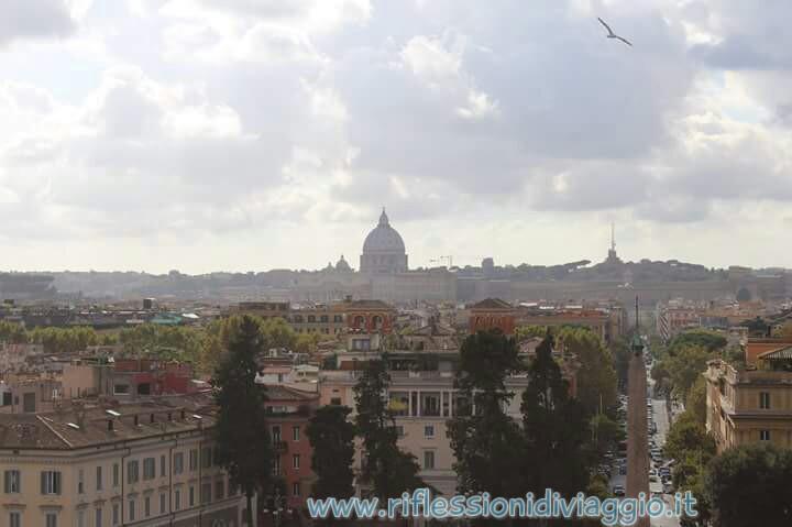 Riflessioni di Viaggio: Roma Caput mundi